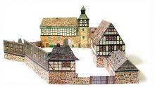 3D-Karte Wasserschloss Würmelsen