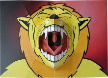 Popup-Lioncard
