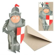 3D-Card Type Knight