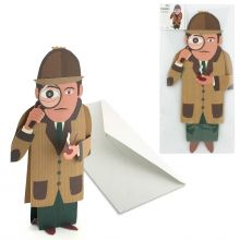 3D-Card Type Detective