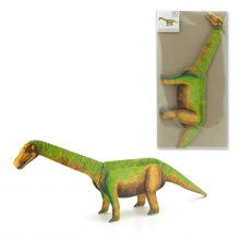 Threedimensional greeting card Apatosaurus