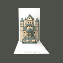 Pop-up-card Maria Laach