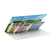 Pop up card of the Kreuzviertel in Dortmund
