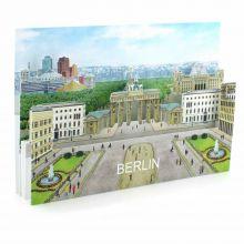 3D-Städtekarte Berlin