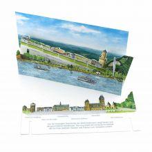 3D-Citycard from Andernach