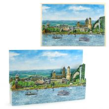 3D-Citycard from Andernach