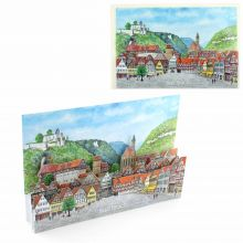 3D-Citycard Bad Urach