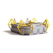 3D-Stadionkarte Bvb
