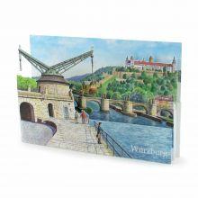 3D-Citycard Würzburg